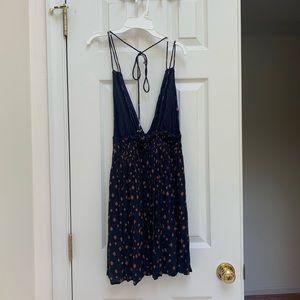 Urban Outfitters Dresses - Urban Outfitters Kimchi Blue Navy Dress S